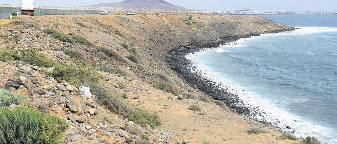 Santa Lucía apoya el uso de Punta Gaviota para proyectos de cine