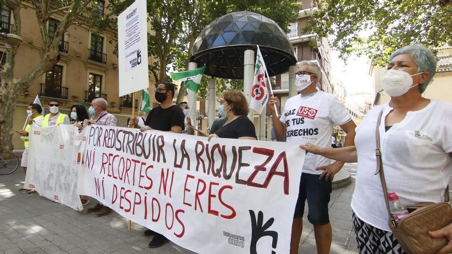 """Adelante Andalucía critica el """"innecesario"""" despido de 300 trabajadores de Emergia"""