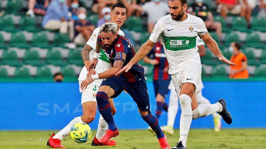 El Levante UD se queda a medias (1-1)