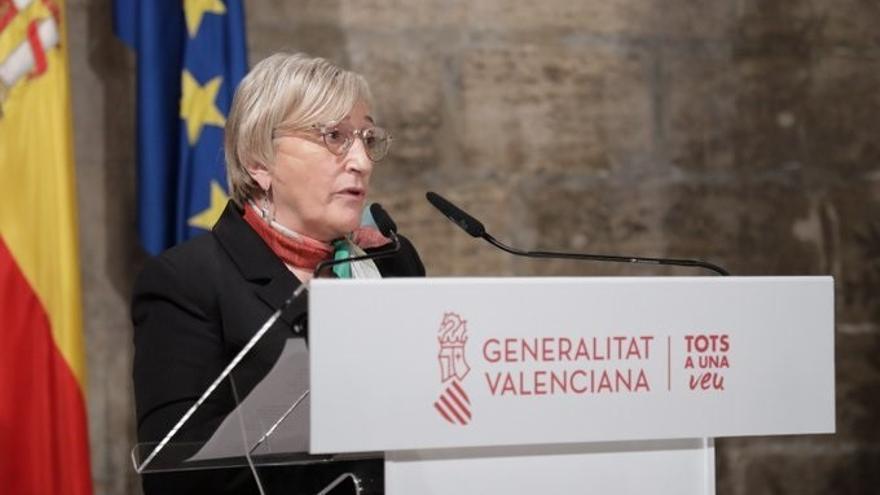 """Ana Barceló reclama autonomía para avanzar el toque de queda porque """"queda poco margen para nuevas medidas"""""""