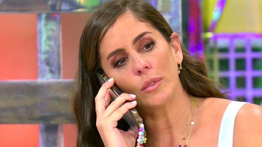 Anabel Pantoja sufre la peor traición por parte de una persona cercana