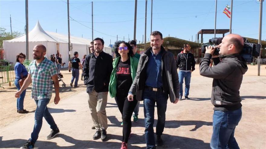 Garzón, Maíllo y Mariscal cierran hoy la Fiesta del PCA