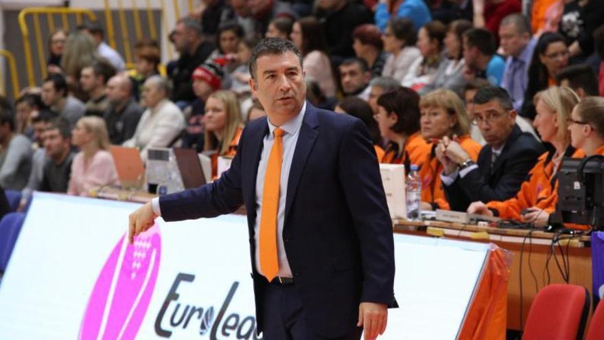 Miguel Méndez pone en juego su trono
