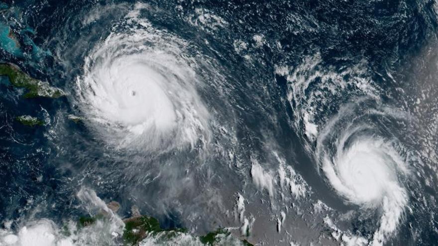 El Caribe espera al huracán José tras el paso de Irma