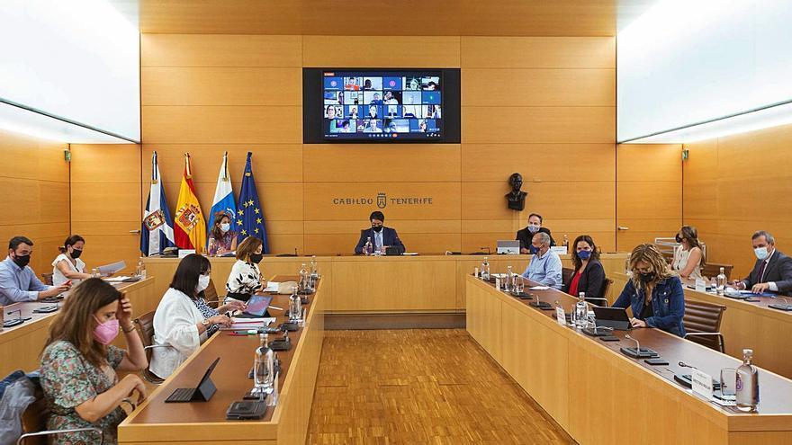 Sí Podemos pide una investigación de los nombramientos en las empresas públicas del Cabildo de Tenerife