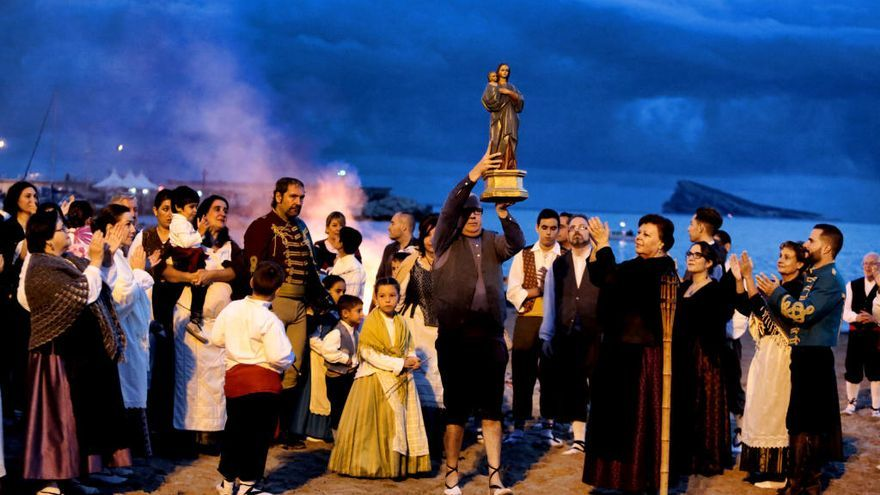 Consulta el programa de actos de Festes Majors Patronals de Benidorm