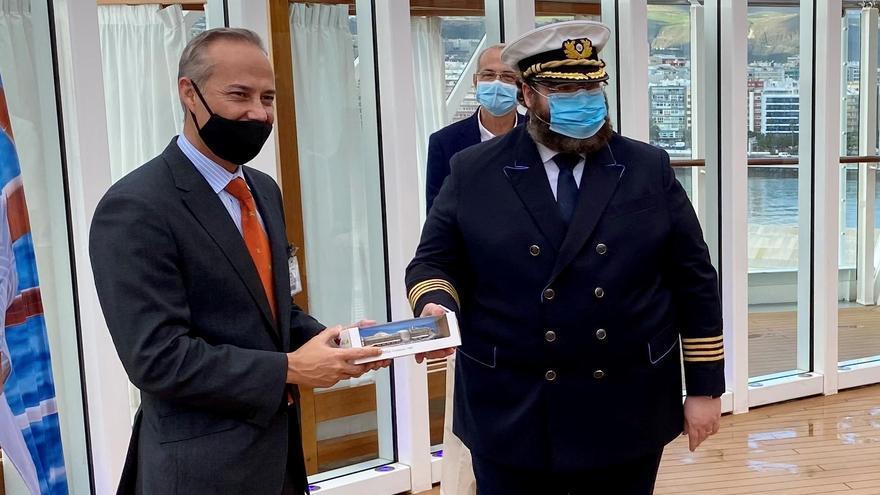AIDA vuelve a Canarias con los cruceros 'Perla' y 'Mar'
