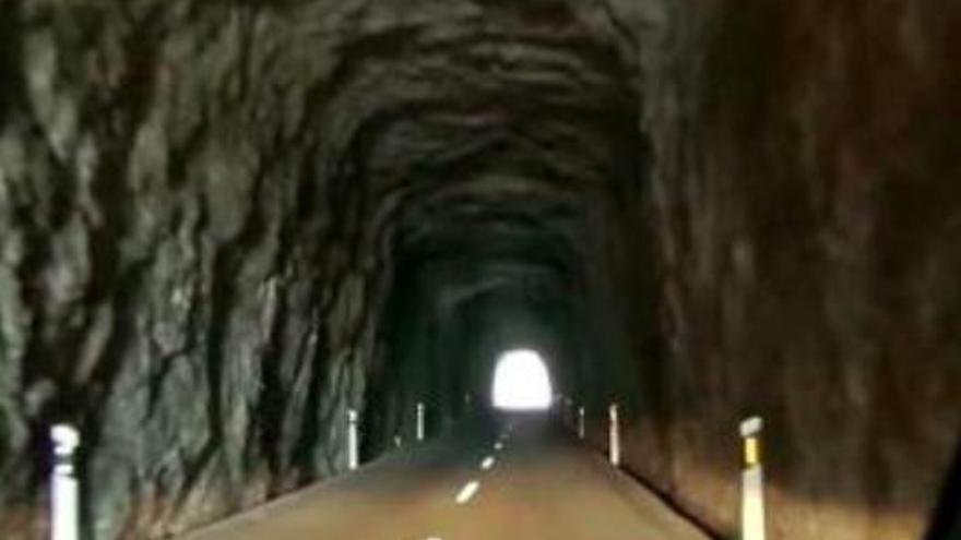 Beleuchtung für Formentor-Tunnel wird ausgeschrieben