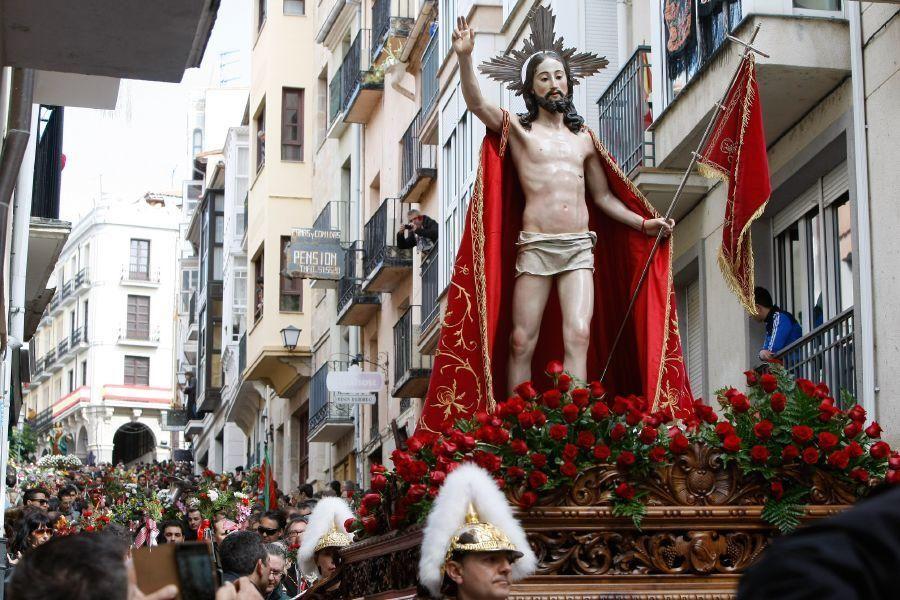 Procesión de la Santísima Resurrección