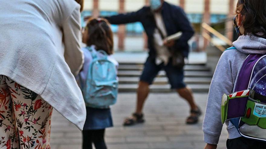 Los horarios de la jornada reducida preocupan a los padres de Zamora en el inicio del curso