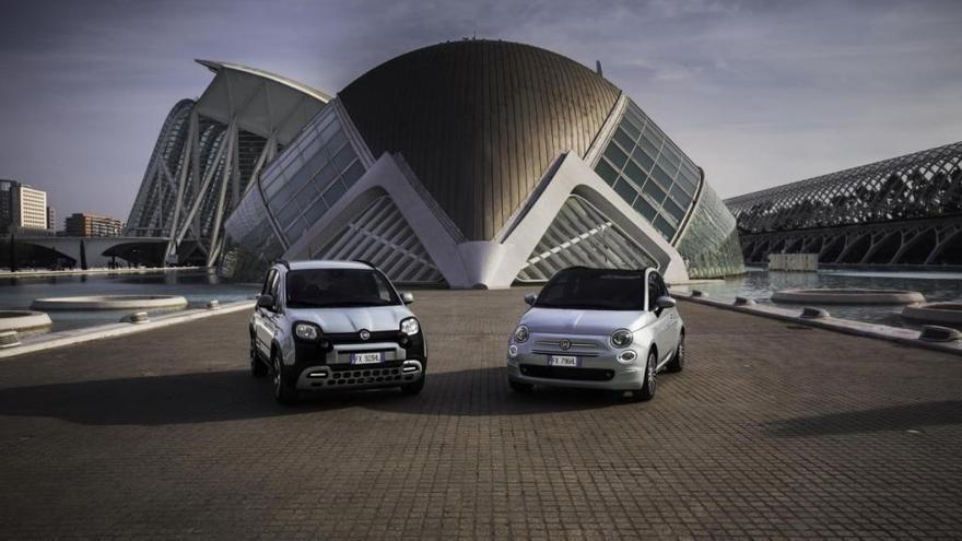 Los Fiat 500 y Panda estrenan motor híbrido en 2020