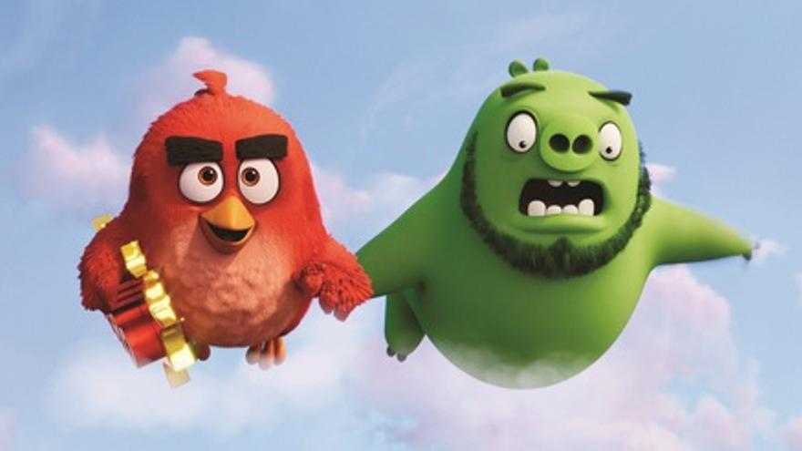 Angry Birds 2. La película