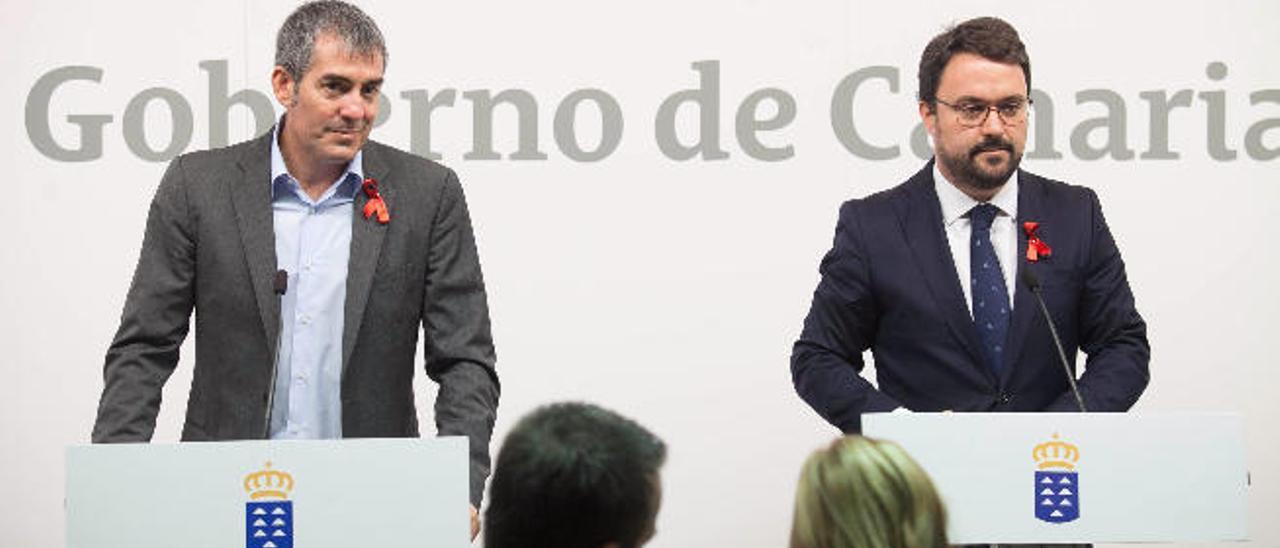 """CC y PP enmiendan el presupuesto para desmontar """"falsos discursos pleitistas"""""""