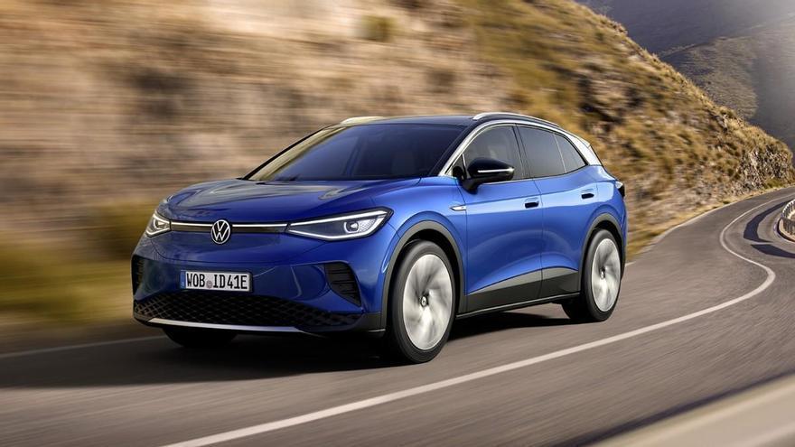 Volkswagen presenta el ID. 4, su primer SUV eléctrico