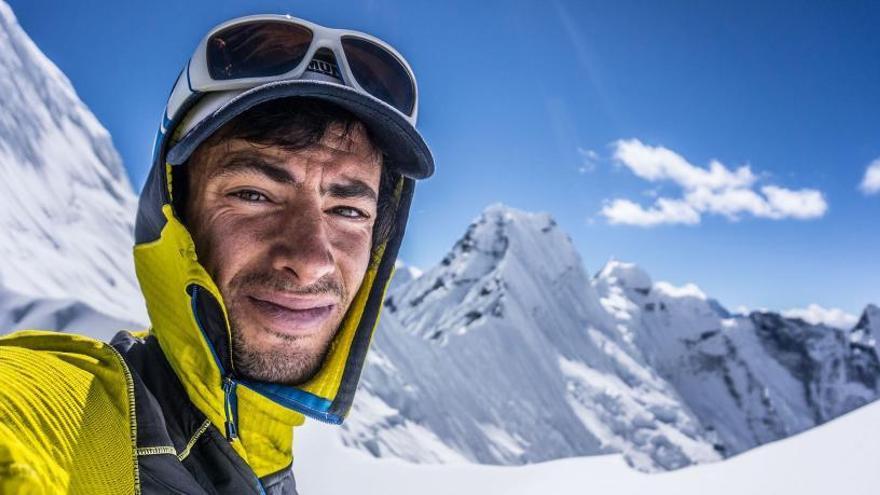 Kilian Jornet: «La muntanya és sincera, està lluny de la hipocresia»