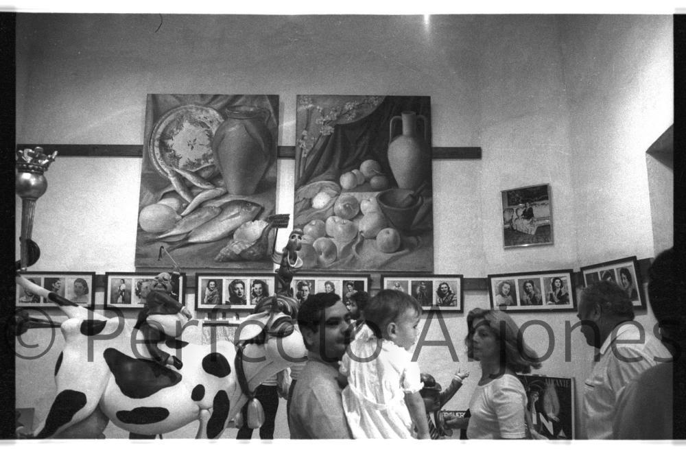 MUSEO DE HOGUERAS. 1982
