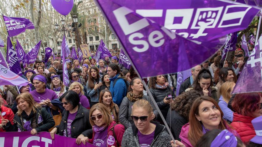 Las denuncias por violación repuntan un 11% en los primeros tres meses