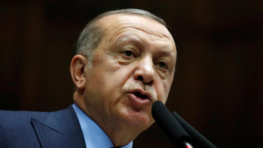 Erdogan confirma «l'assassinat violent» del periodista Jamal Khashoggi al consolat saudita
