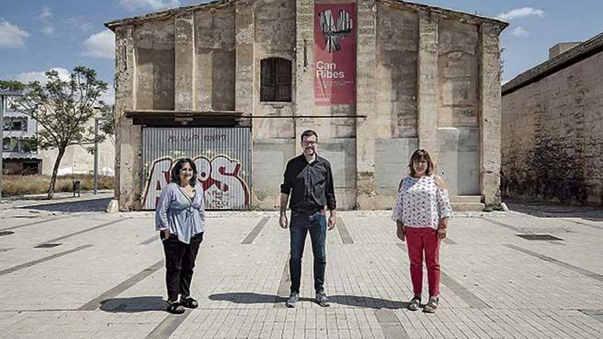 La antigua fábrica Can Ribas abrirá como centro de circo a finales de 2021