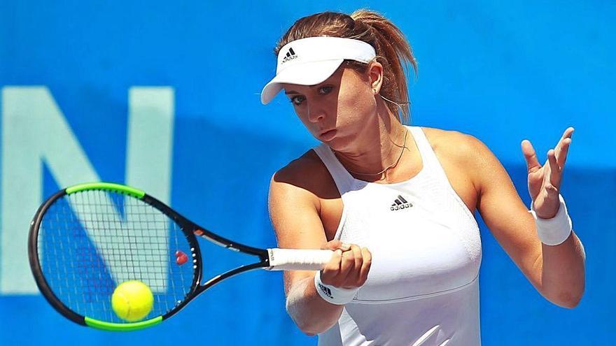 Badosa cau en les semifinals a Istanbul