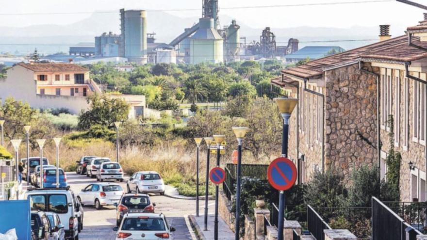 Bangen um die Schließung von Mallorcas Zementfabrik