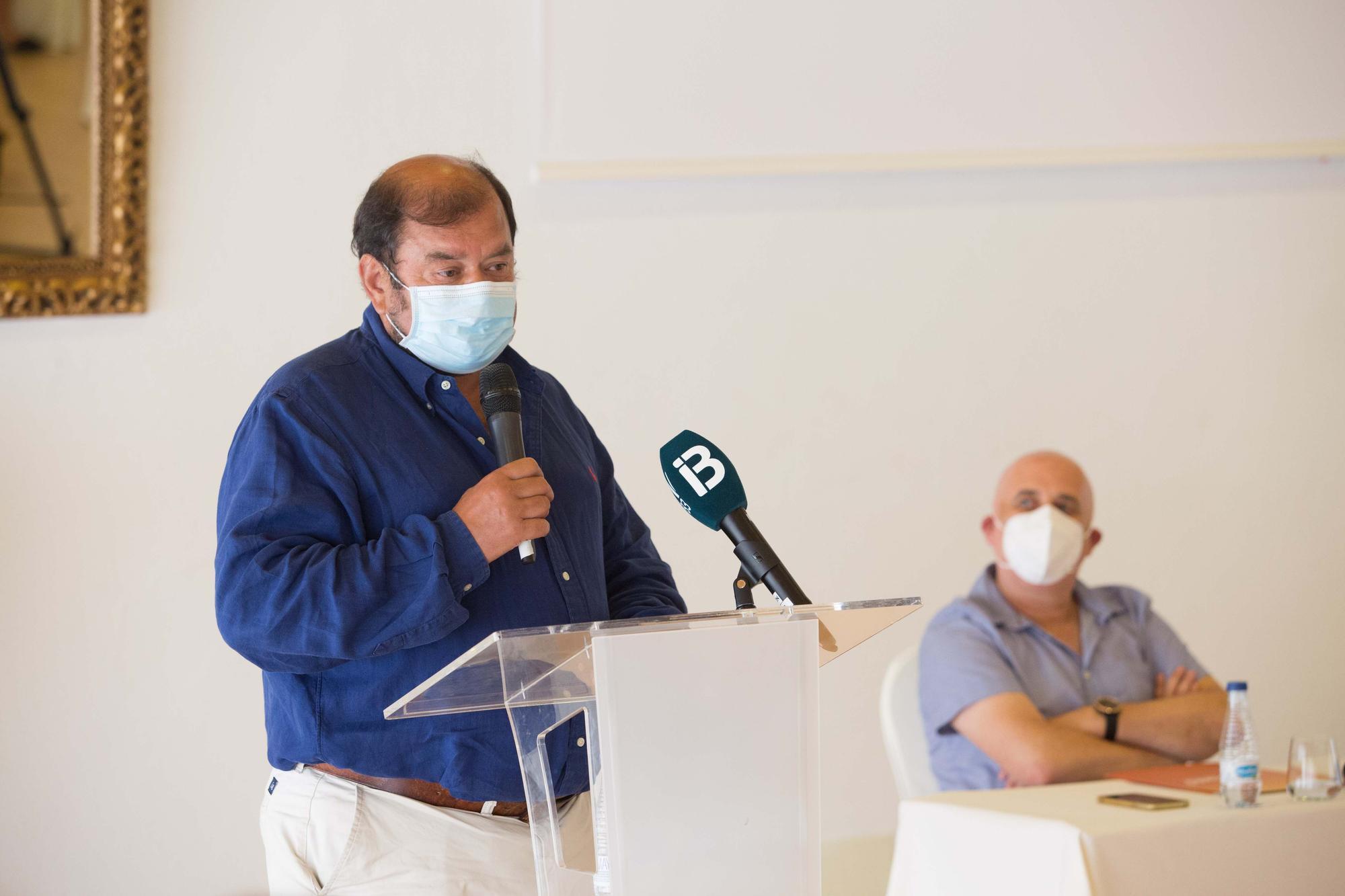 La CAEB pide un compromiso social para frenar la subida de contagios y remontar la crisis
