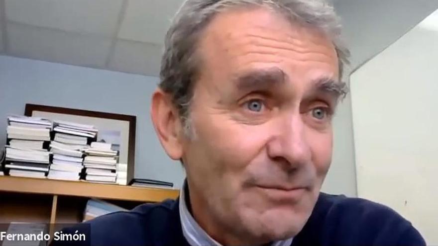 Entrevista doctor Simón