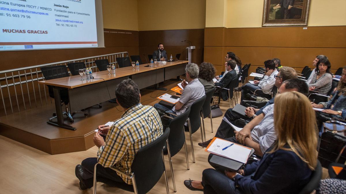 Jornada retrospectiva en la sede Ciudad  de Alicante