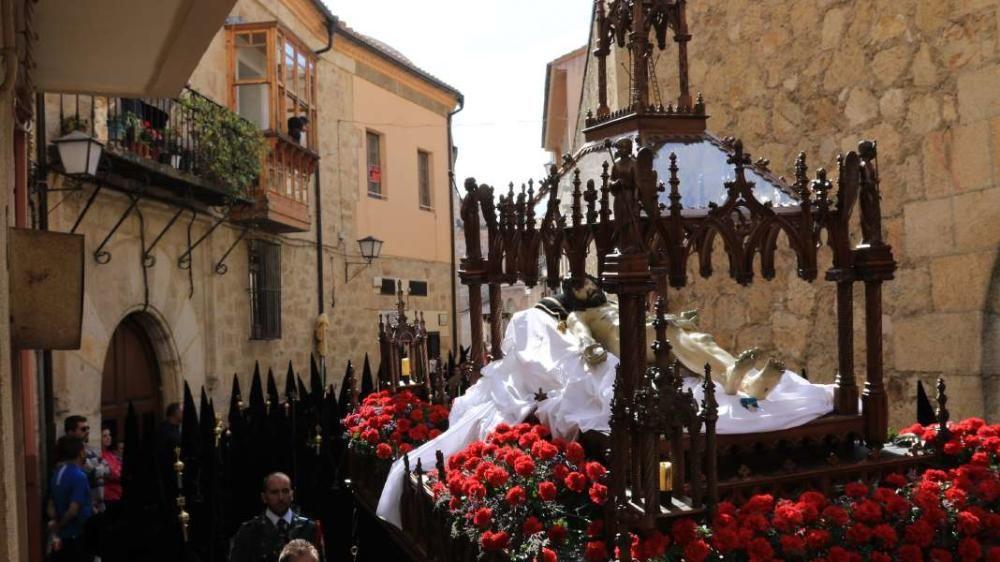 Semana Santa en Zamora: Santo Entierro