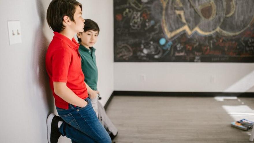 El riesgo genético de convertir un niño con TDAH en un niño agresivo