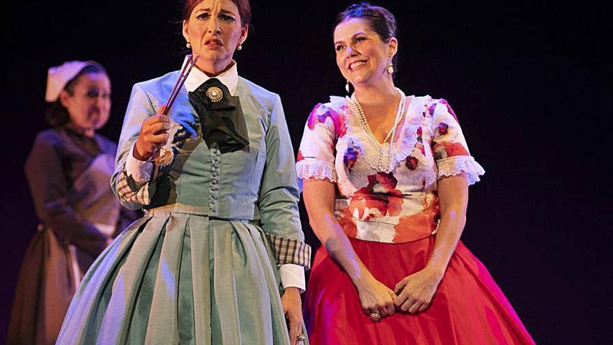 El Teatro Guimerá presenta 'La boba para los otros', de Lope de Vega