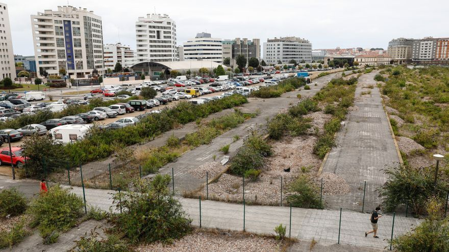 La estación se construirá en Moreda al descartarse la ampliación de Sanz Crespo