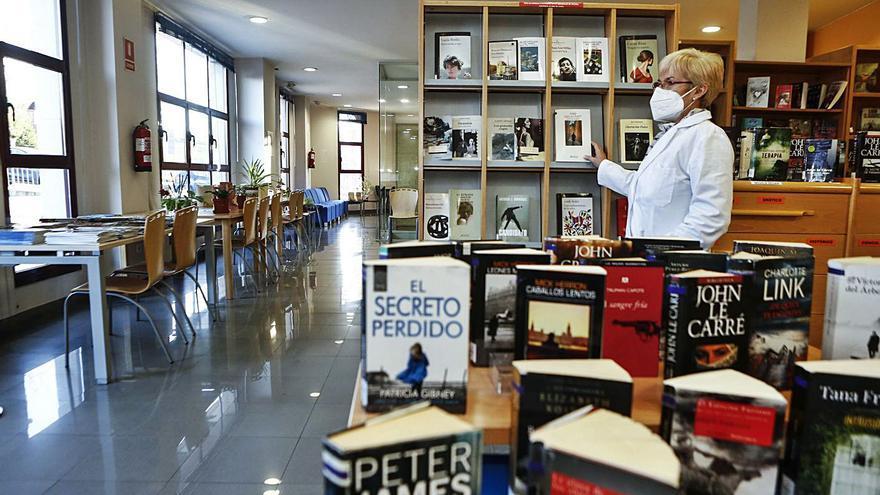 San Lázaro, en Oviedo, se queda sin biblioteca tras ser comprada por un fondo de inversión