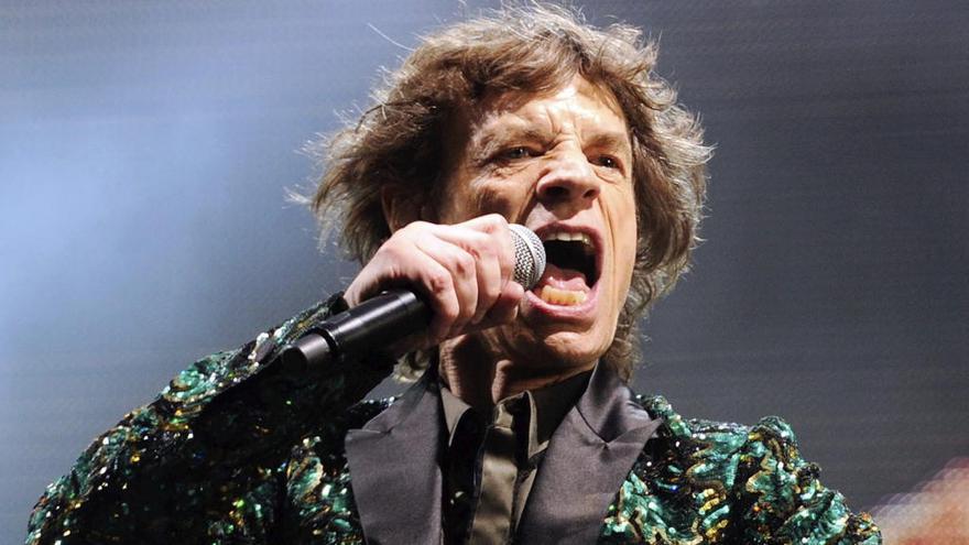 Deveraux Octavian Basil Jagger, el octavo hijo de Mick