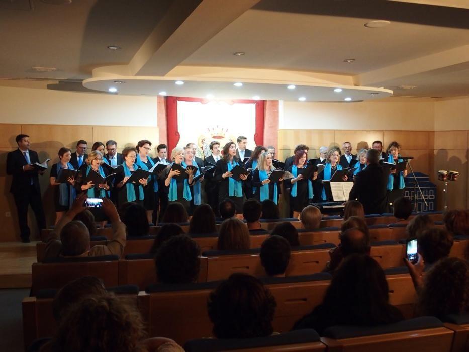 Actuaciones en el Colegio de Abogados de Málaga