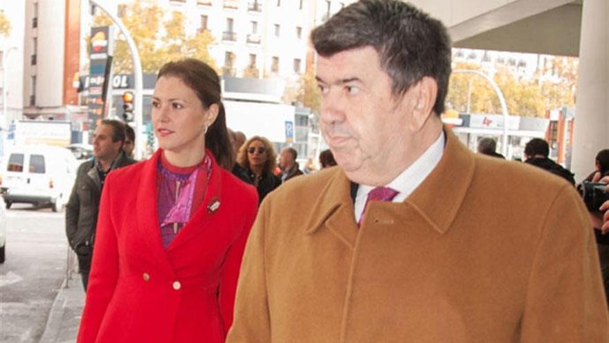 Gil Silgado, detenido tras una discusión con su hija en plena Feria de Abril