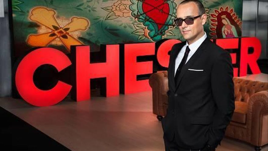 Risto Mejide torna a Cuatro amb l'estrena de «Chester in Love»