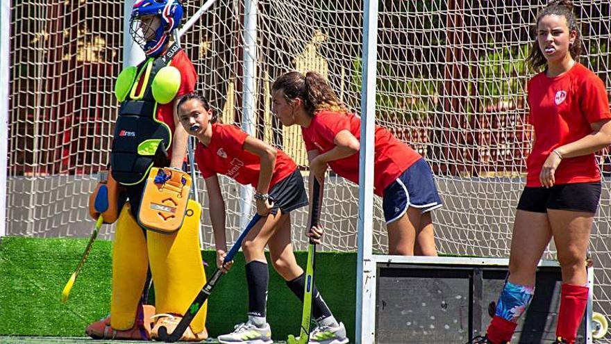 El Mallorca Hockey Club  se pone a tono