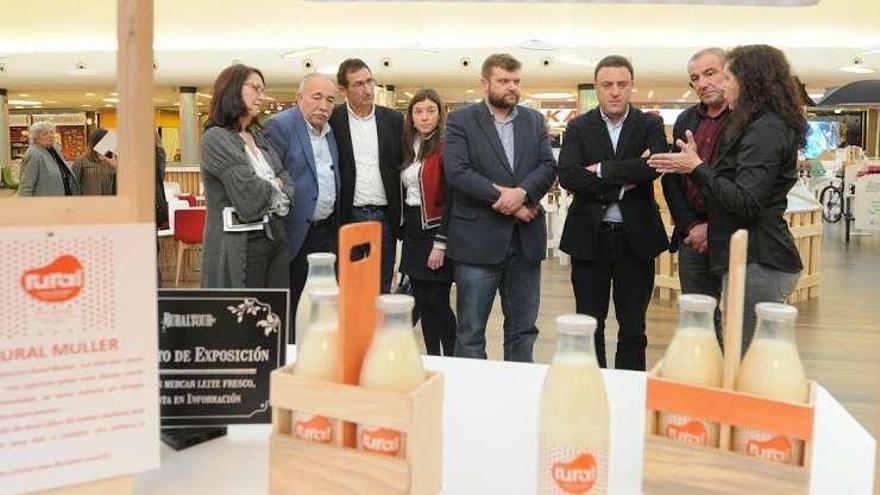 Las diputaciones de A Coruña y Lugo financian una feria para emprendedoras del rural
