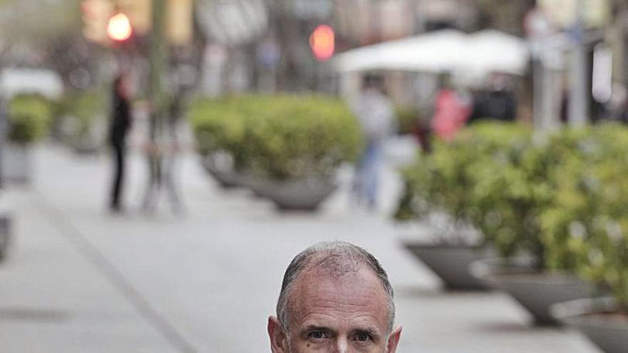 En contra | Jaume Carot: «Había cosas en las que no estaba de acuerdo con Huguet»