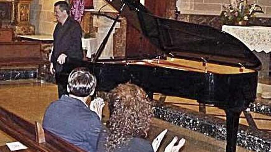 Concierto de aniversario del padre Martorell en Montuïri