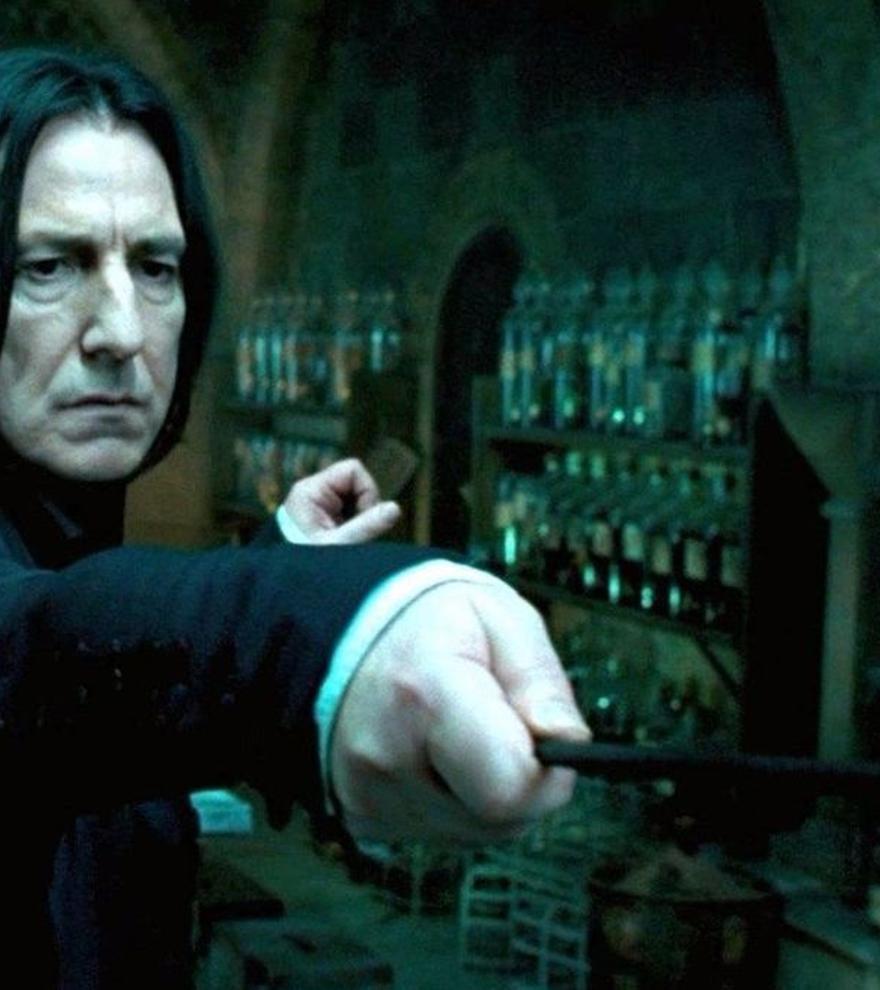 L'univers Harry Potter tindrà una sèrie protagonitzada per Severus Snape