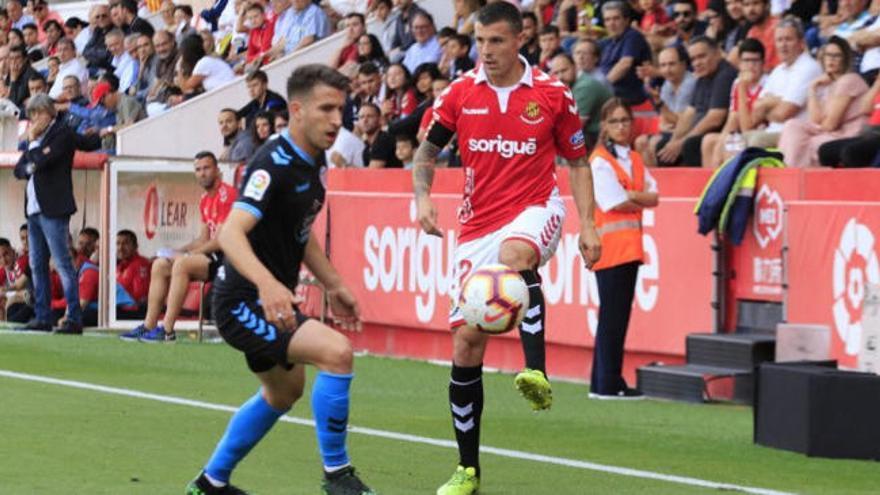 LaLiga 123: Los goles del Nàstic - Lugo (1-1)