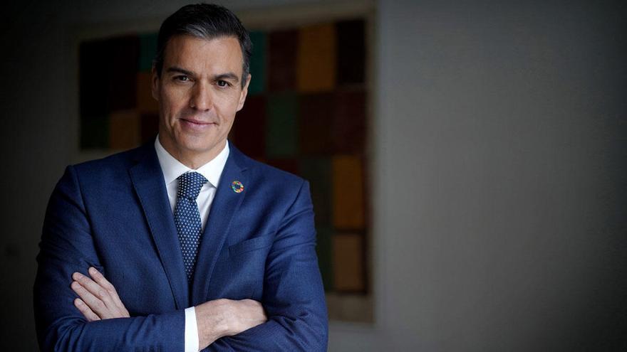 """Pedro Sánchez: """"Mientras esté al timón, la Constitución regirá del primero al último de sus artículos"""""""