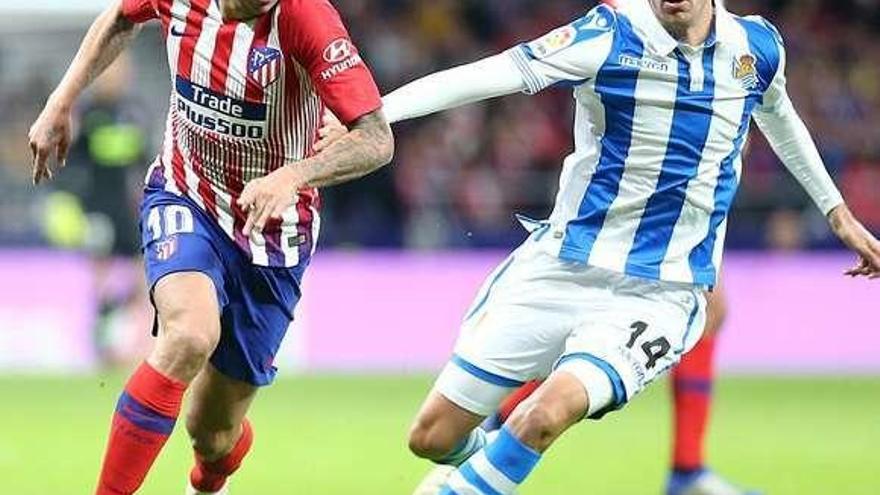 El Atlético y el Valencia estrenan la Copa frente a Sant Andreu y Ebro