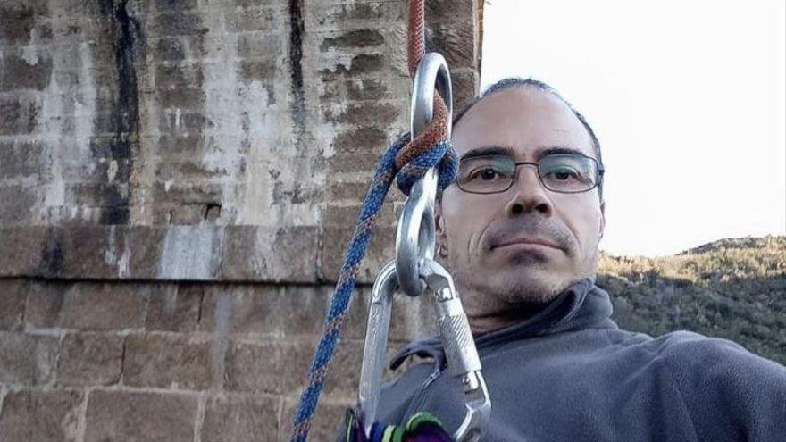 Buscan a un escalador de Plasencia que lleva desaparecido desde este domingo