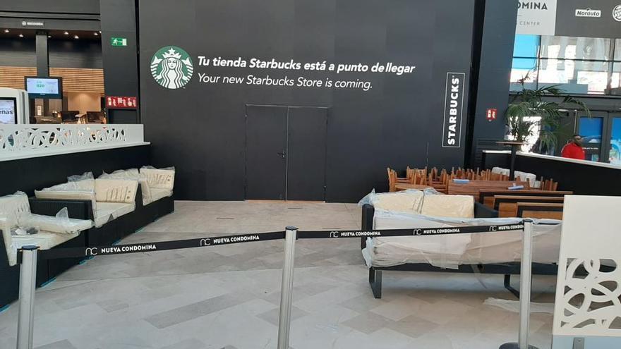 Starbucks abre su tercera tienda en Murcia