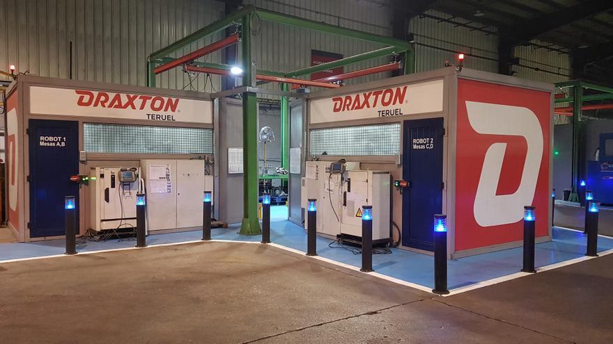 Draxton se enchufa al futuro de la automoción con innovación y talento