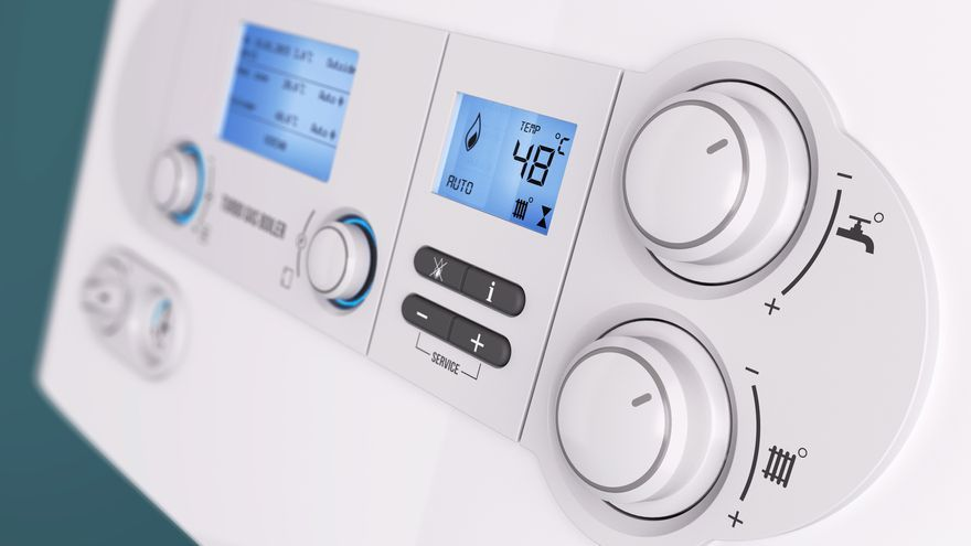Com estalviar en calefacció i aigua calenta