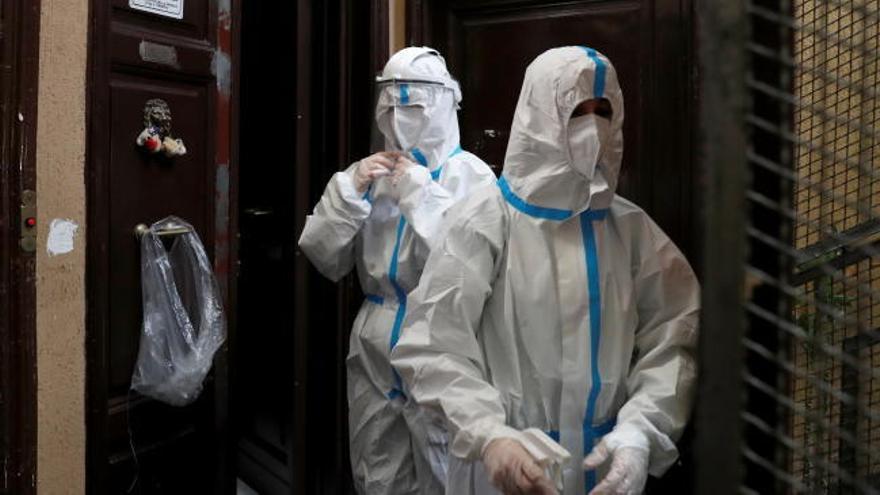 Italia notifica casi 1.000 muertos por coronavirus en las últimas 24 horas